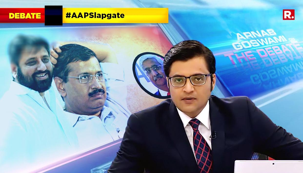 HIGHLIGHTS ON #AAPSlapgate