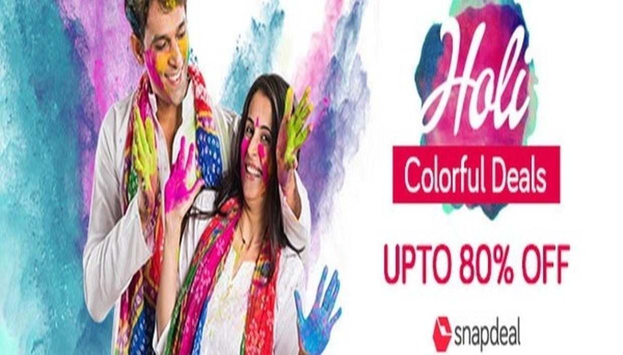 SNAPDEAL'S HOLY STORE IS HERE!