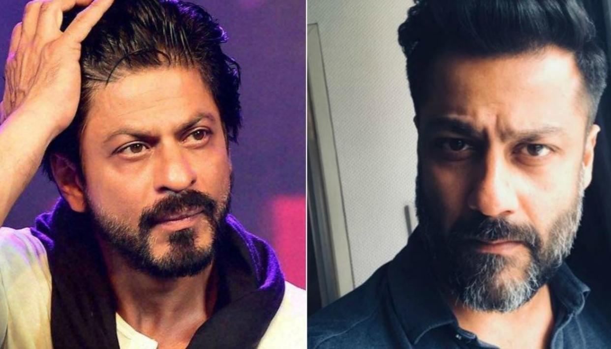 IS SRK THE NEW TARGET?