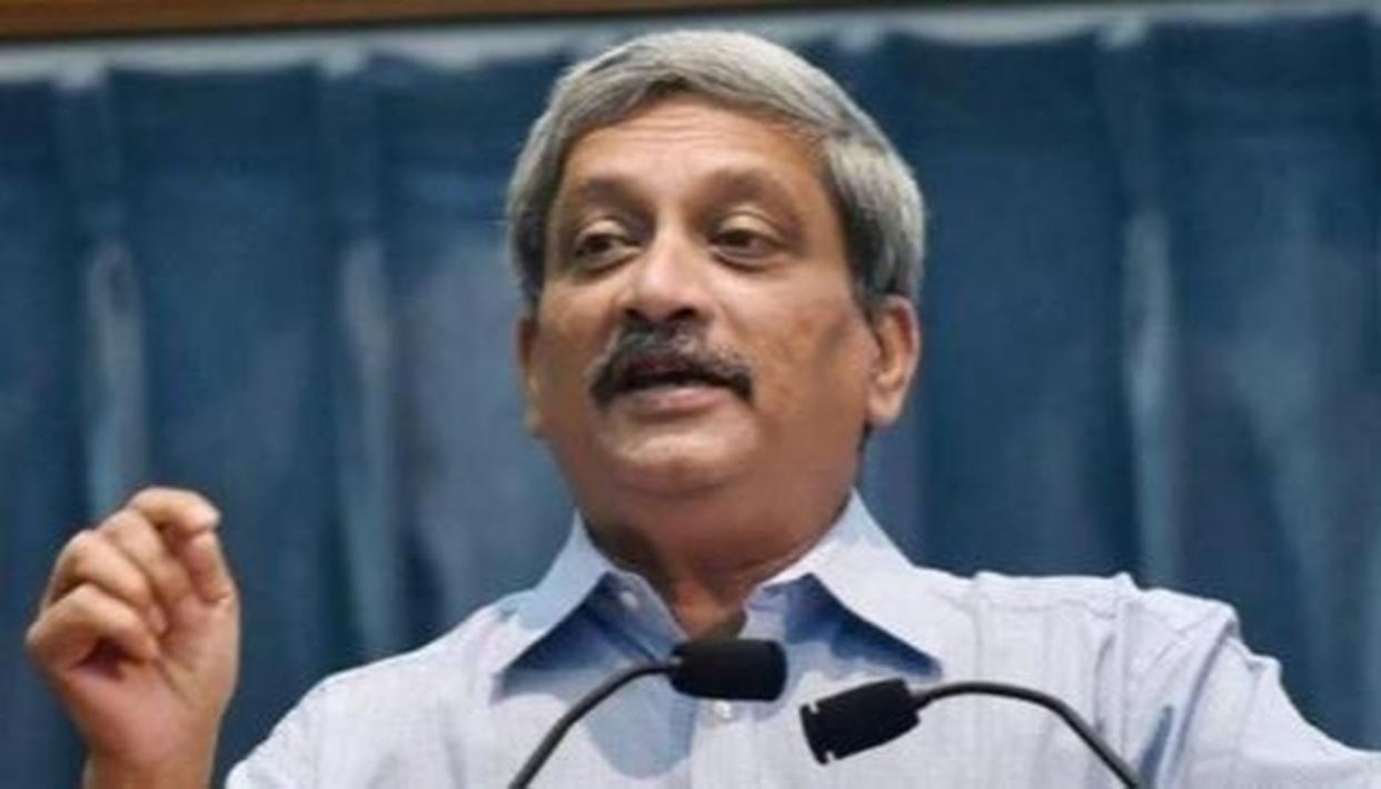 GOA CM DISCHARGED FROM HOSPITAL