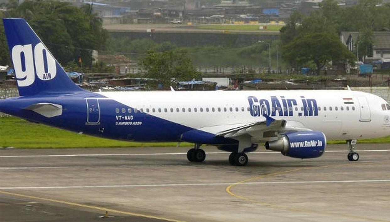 EMERGENCY LANDING FOR GOAIR FLIGHT