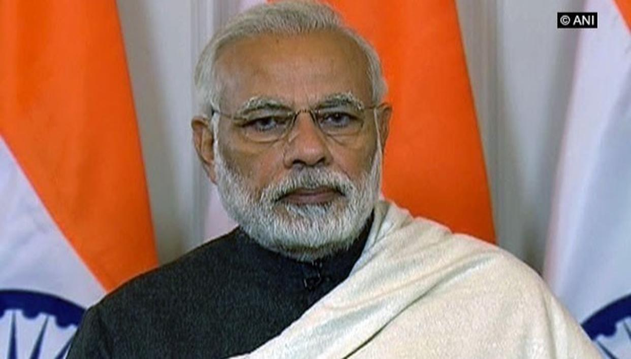 PM SPEAKS ON VALUE OF SAFETY