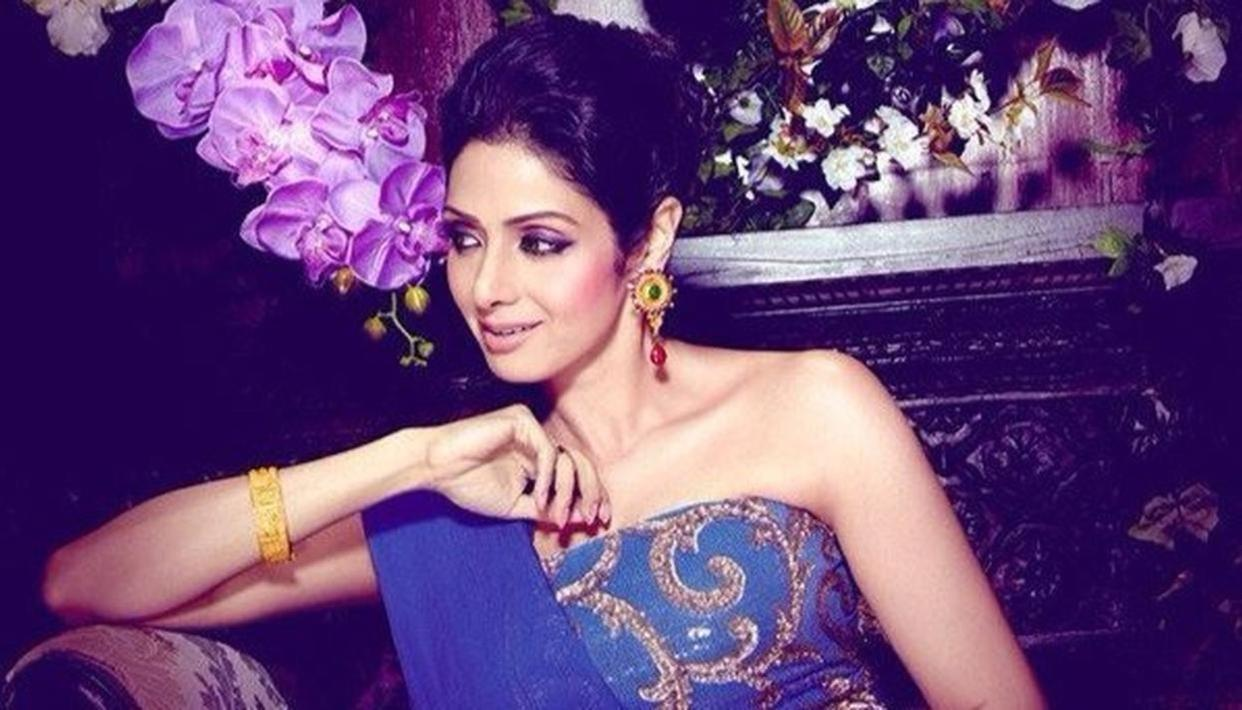 SRIDEVI'S MORTAL REMAINS STILL IN DUBAI