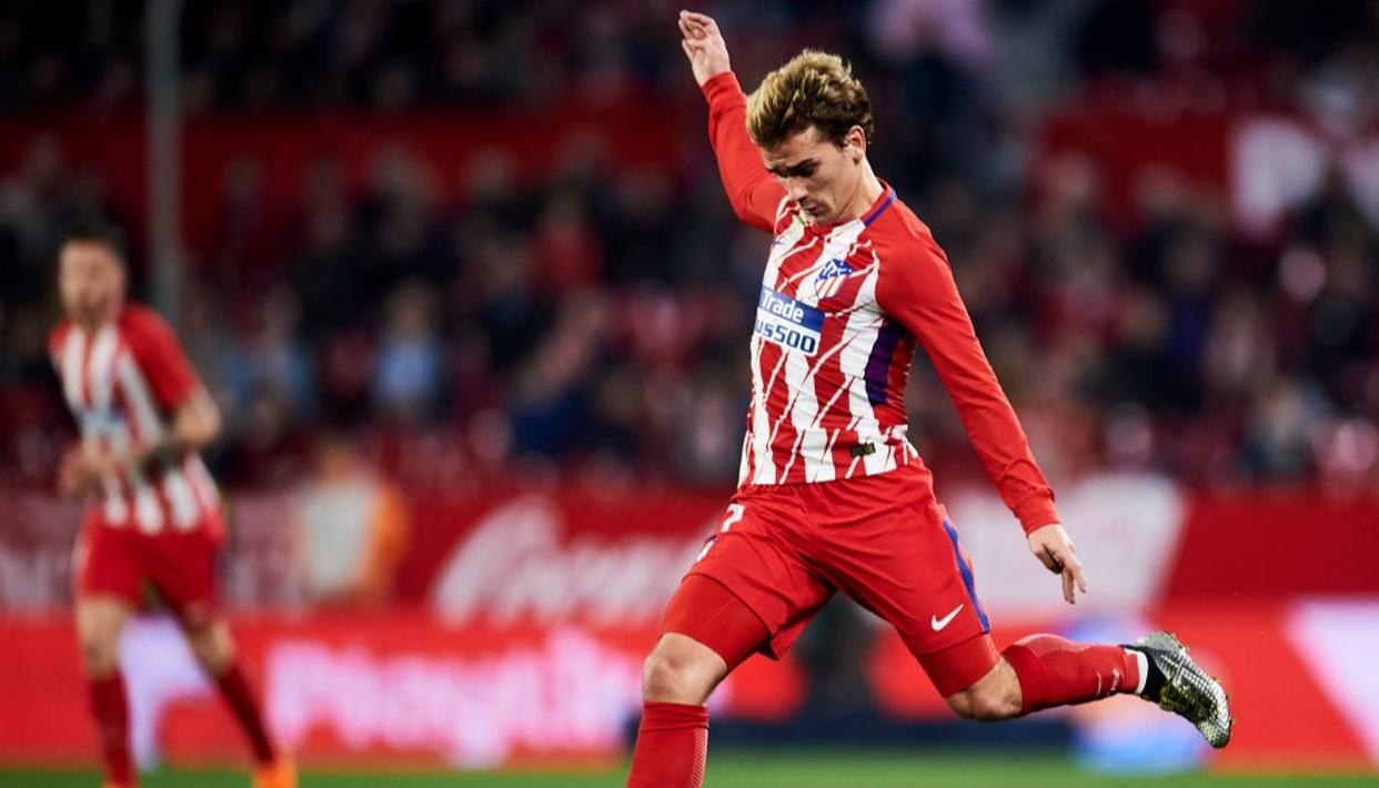 ATLETICO CLOSE IN ON BARCA