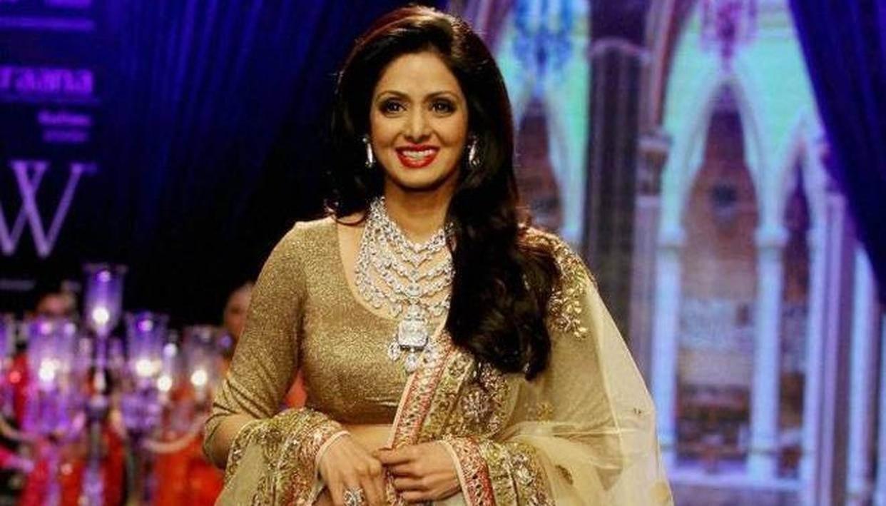 """SRIDEVI DIED FROM """"ACCIDENTAL DROWNING"""""""