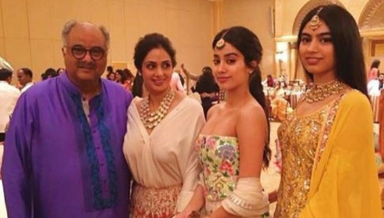 THE KAPOOR FAMILY JUST ISSUED A STATEMENT. HERE IT IS