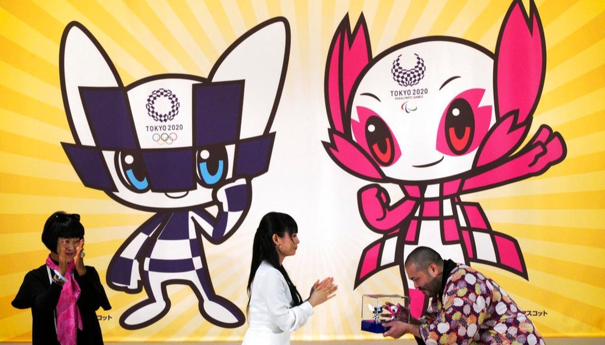 KIDS DESIGN 2020 OLYMPICS MASCOT