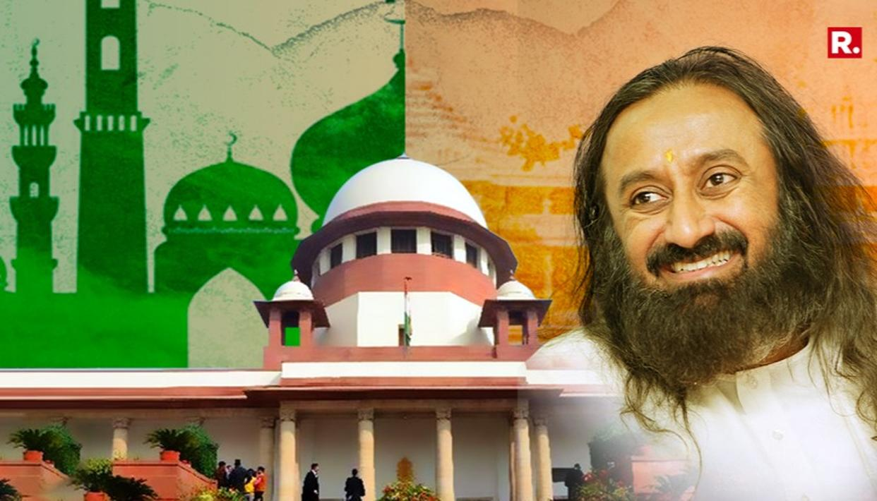 SRI SRI'S FULL AYODHYA PROPOSAL