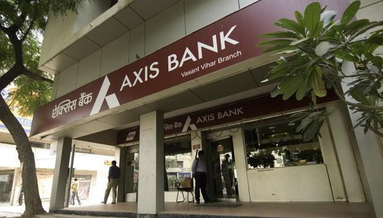 30 MILLION PENALTY :AXIS BANK!