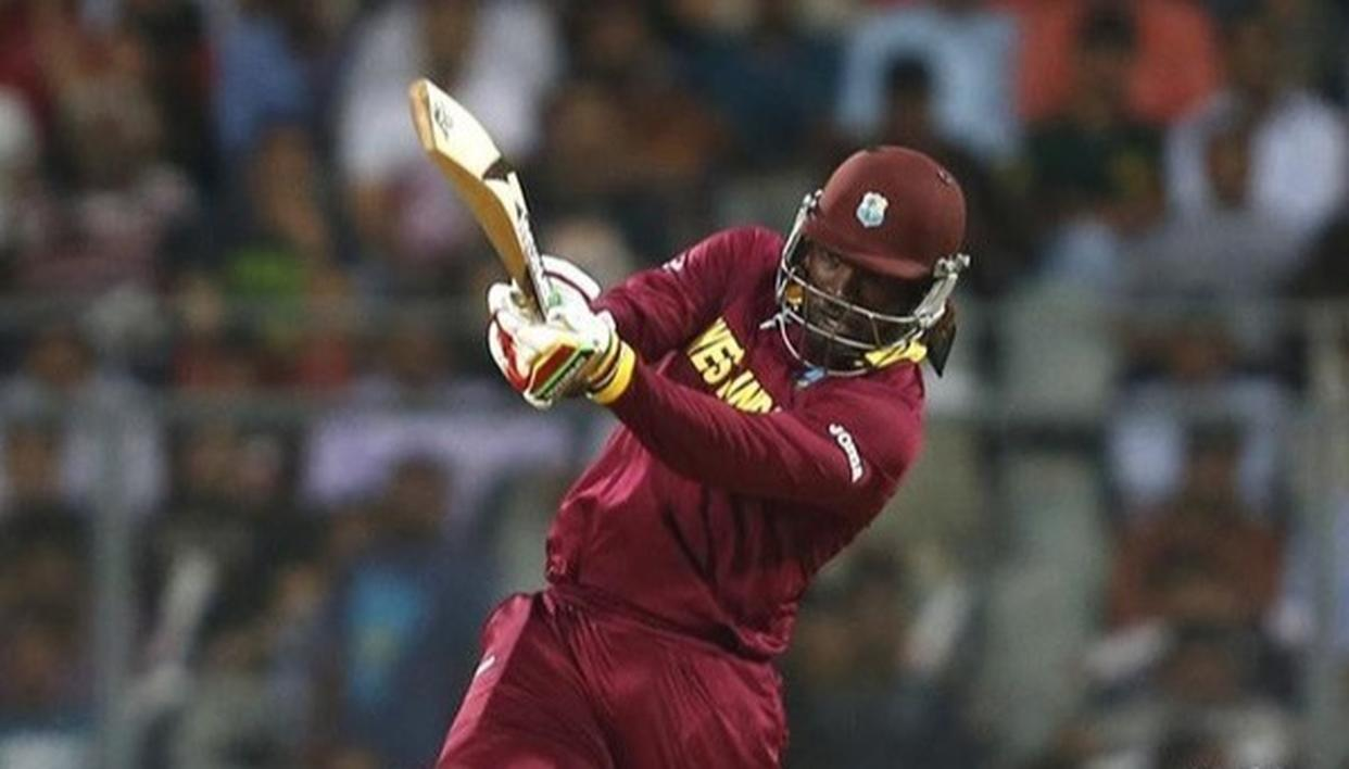 GAYLE SETS NEW RECORD!