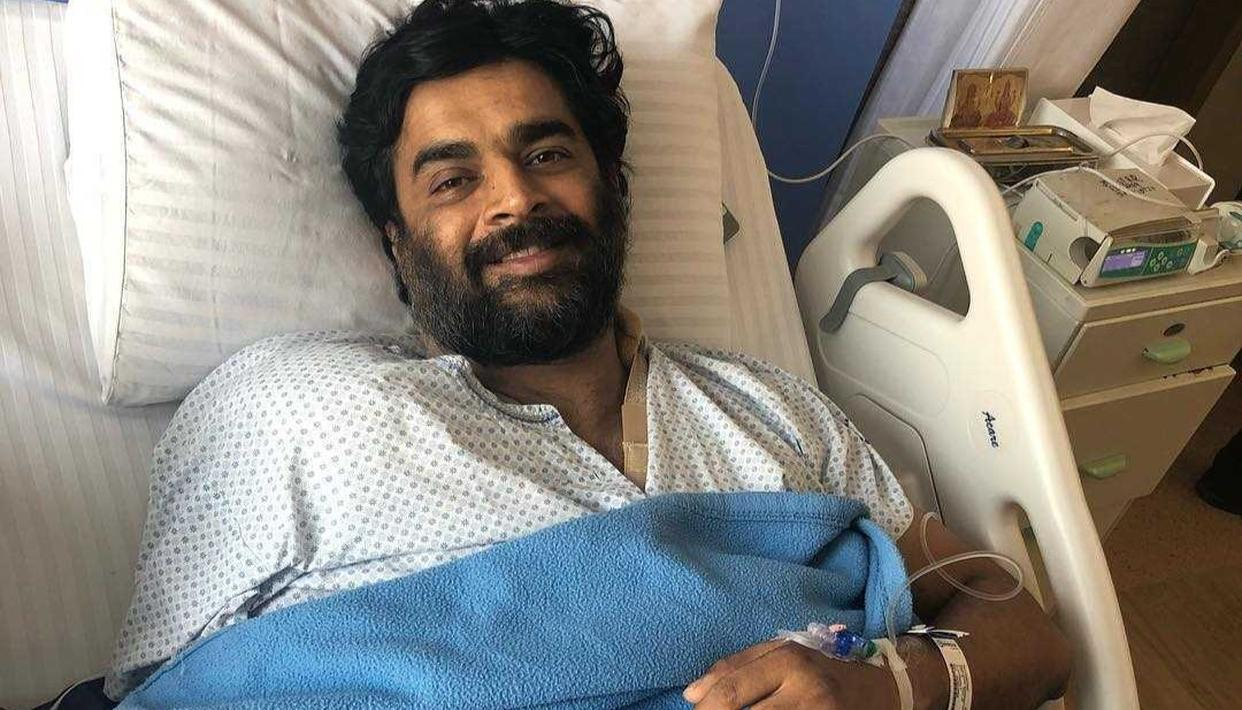 HERE'S WHY MADHAVAN IS HUGELY DISAPPOINTED
