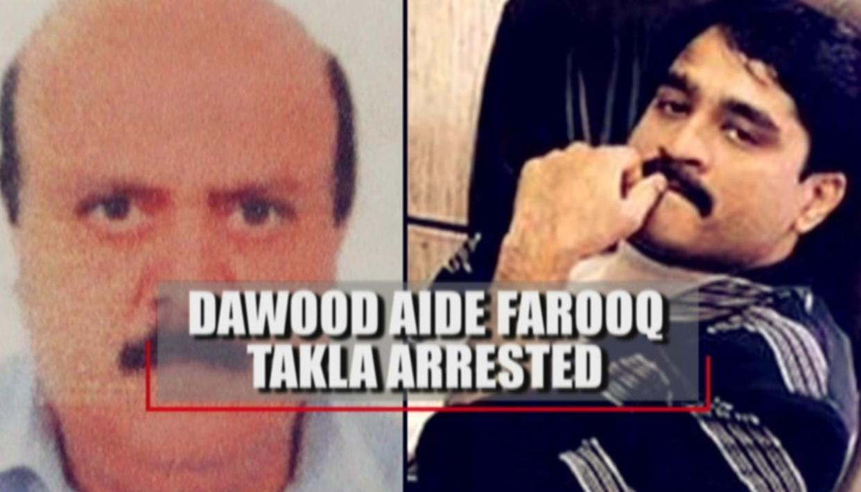 BIG CATCH FOR CBI: DAWOOD AIDE ARRESTED