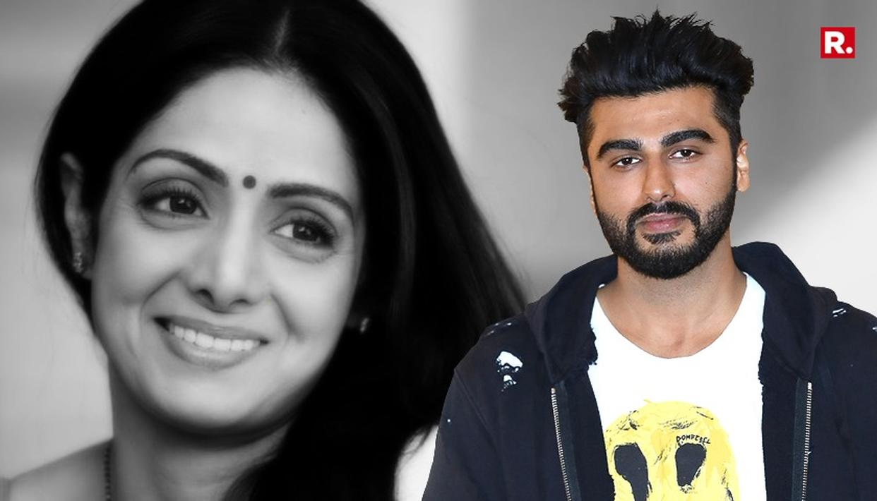 FAMILY FIRST FOR ARJUN KAPOOR