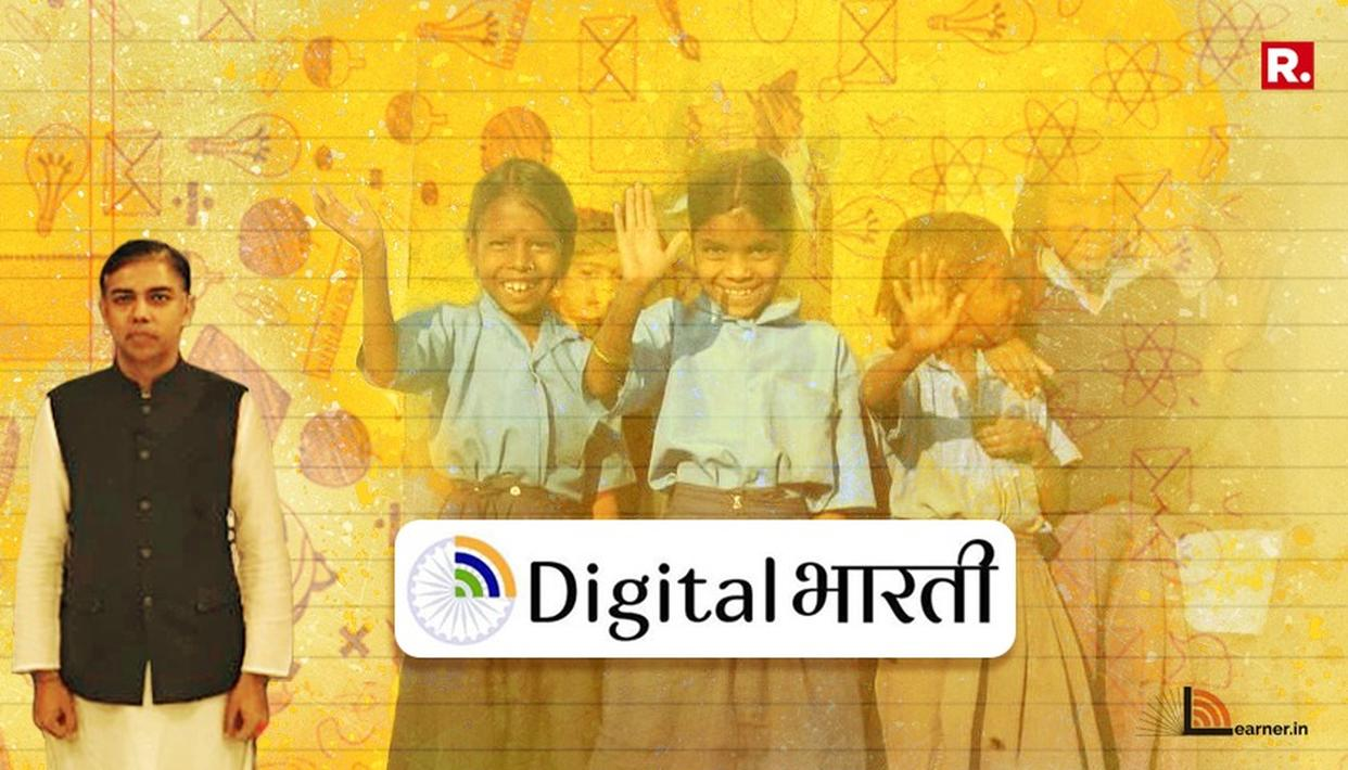 DIGITALBHARTI: MAKING SCHOOL EDUCATION FREE