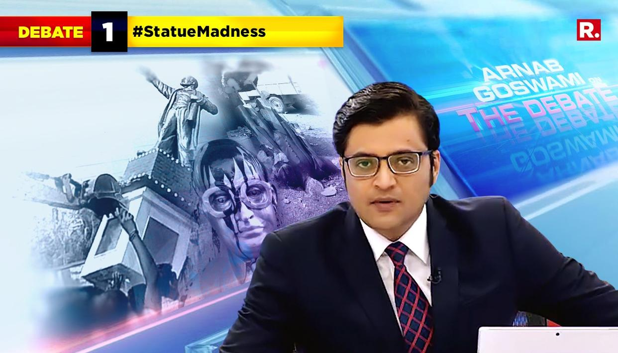 HIGHLIGHTS ON #StatueMadness