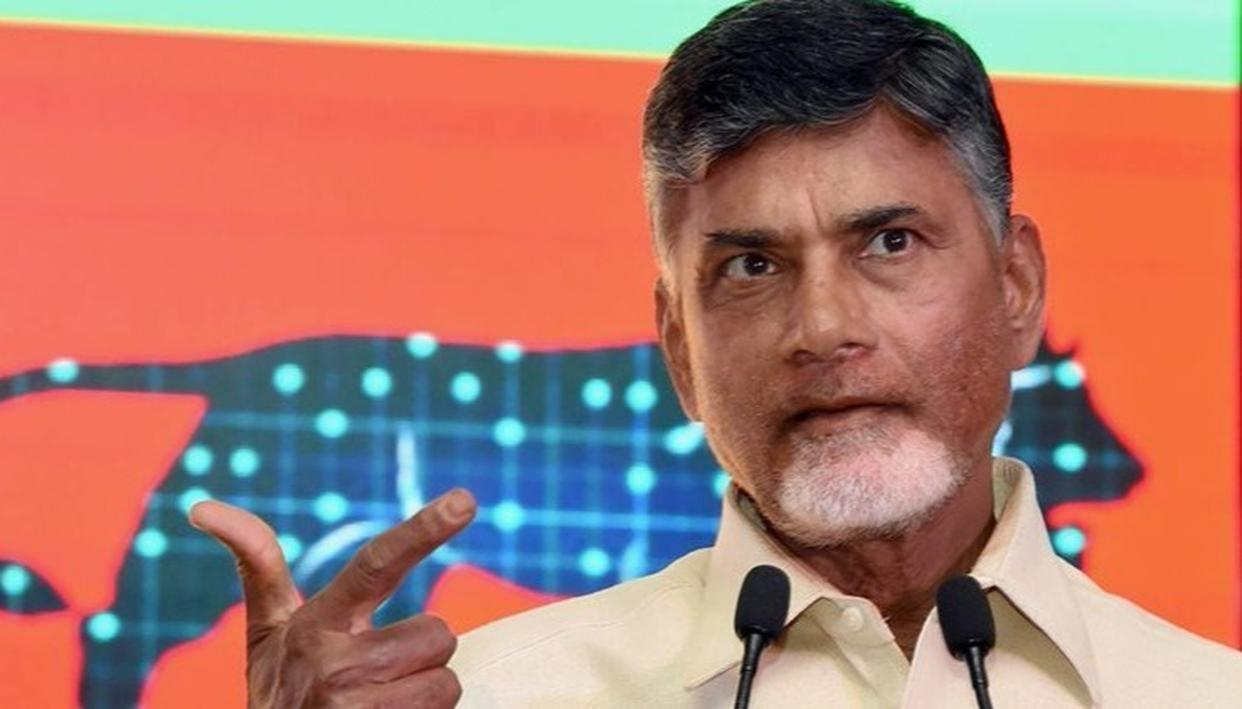 NAIDU: AP PROGRESS BETTER AFTER SPLIT