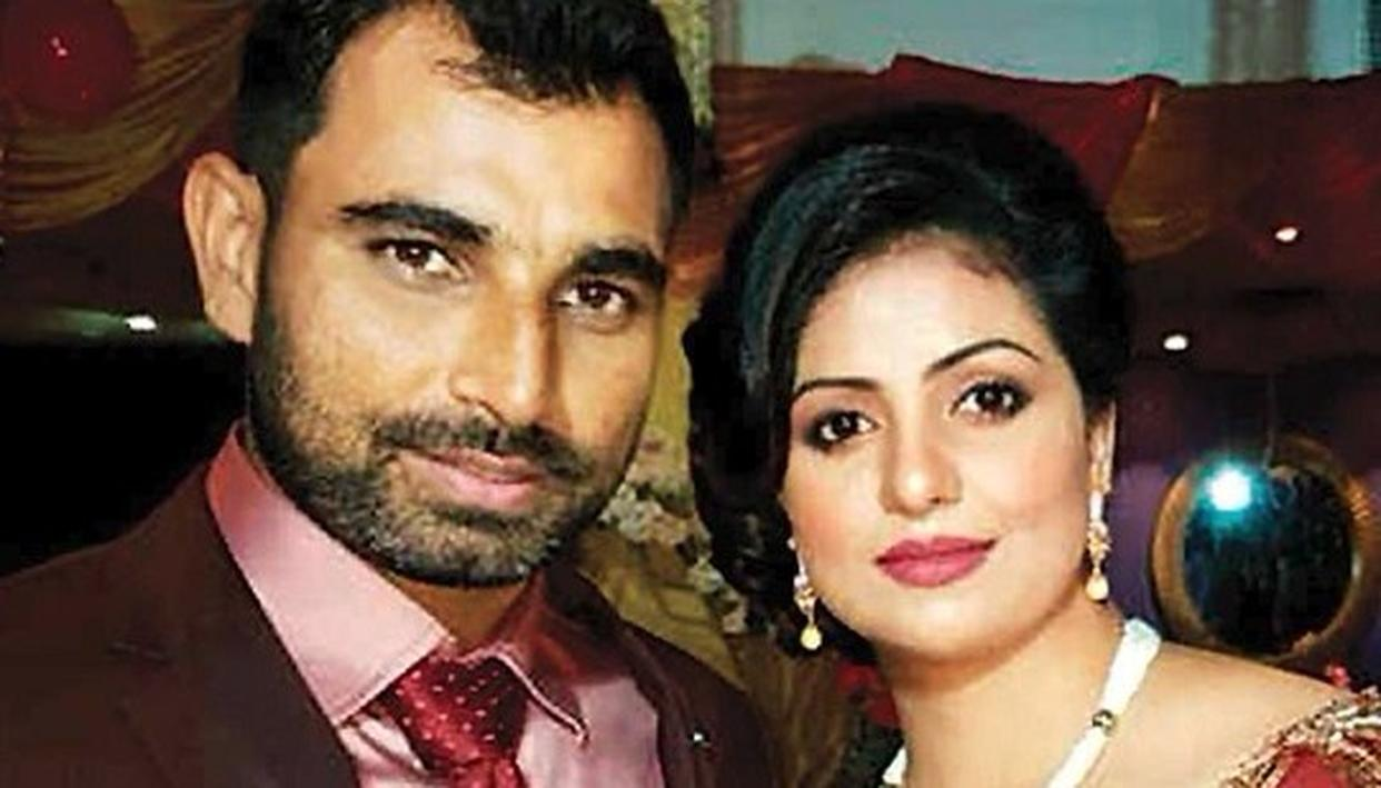 SHAMI'S WIFE CLAIMS HE FORCED HER TO HAVE PHYSICAL RELATIONS WITH HIS BROTHER