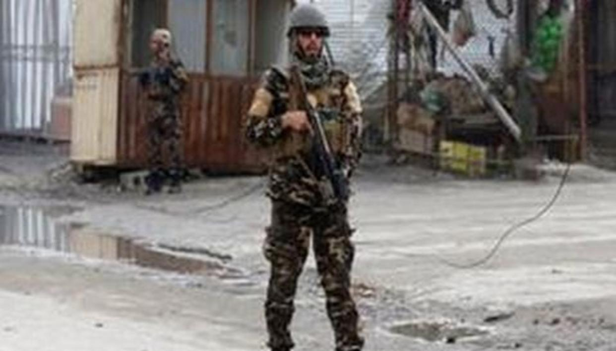 AFGHAN FORCES KILL 22 INSURGENTS