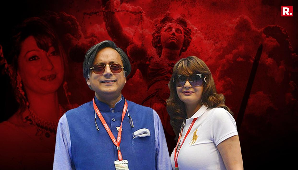 WATCH: DELHI POLICE KNEW SUNANDA WAS MURDERED