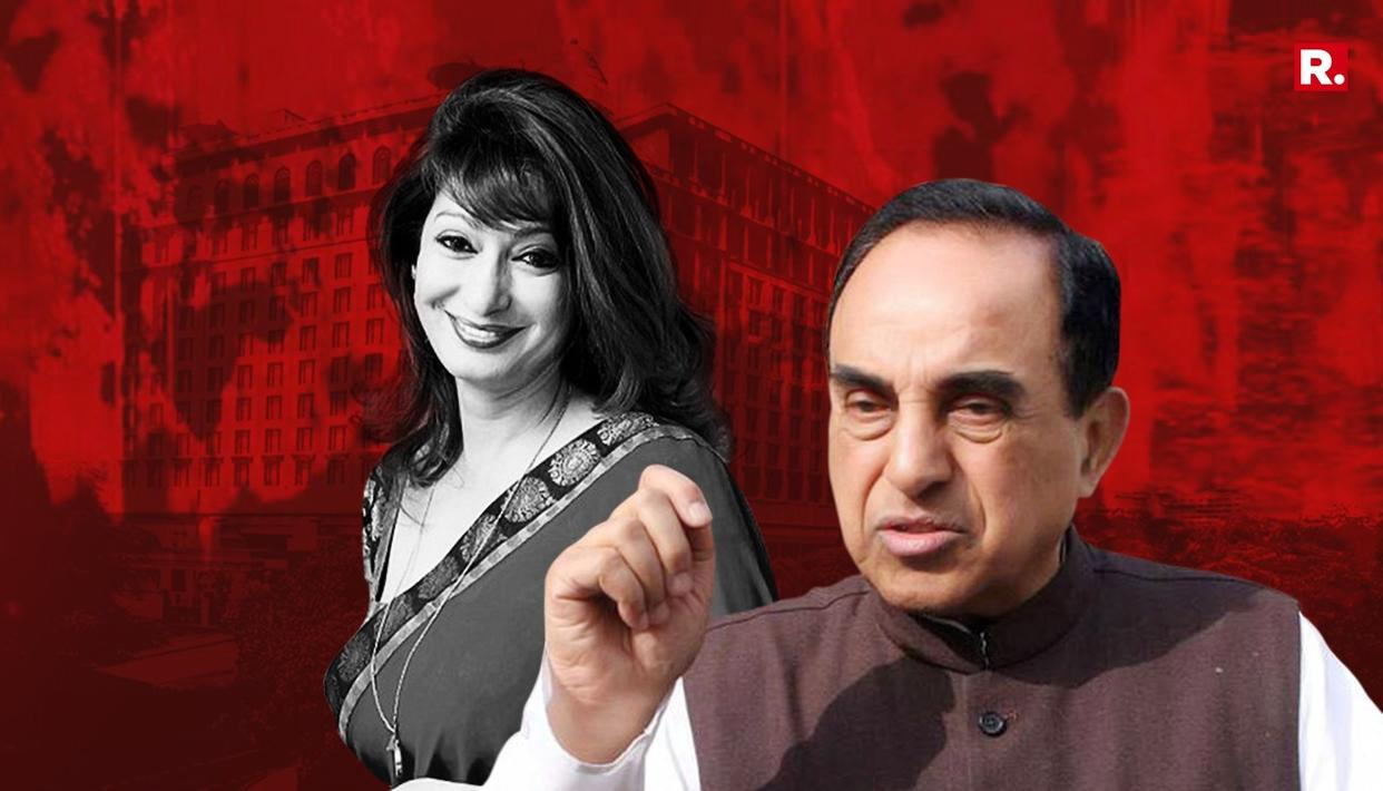 DR SWAMY: POSSIBILITY OF JUSTICE FOR SUNANDA HAS INCREASED