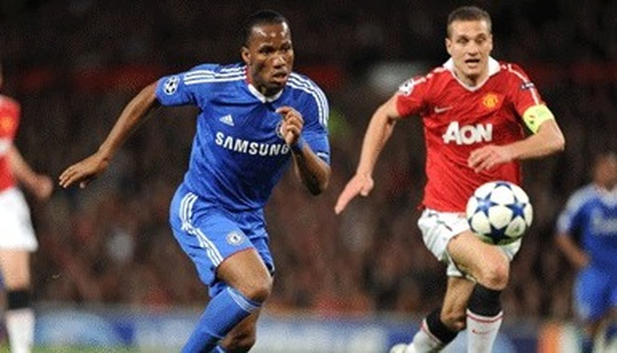 BEEF FOR DROGBA, FISH FOR AGUERO: VIDIC