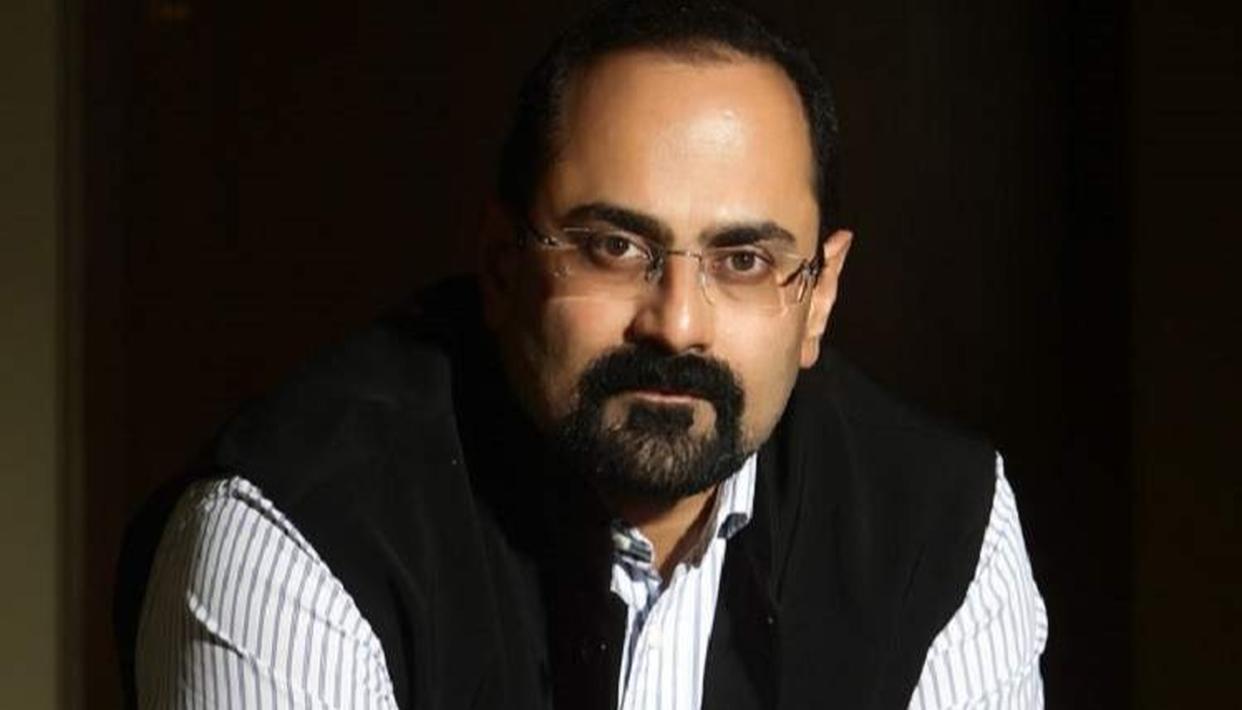 CHANDRASHEKHAR JOINS BJP