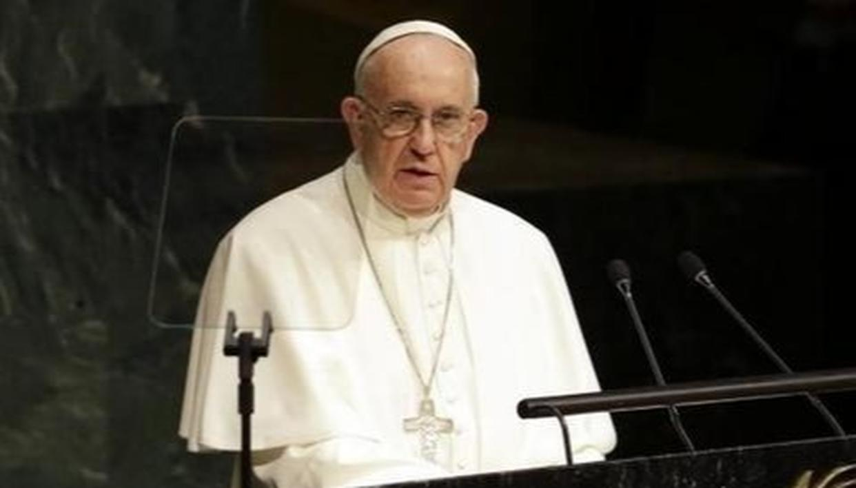 POPE'S BOOK TO RELEASE THIS SUMMER