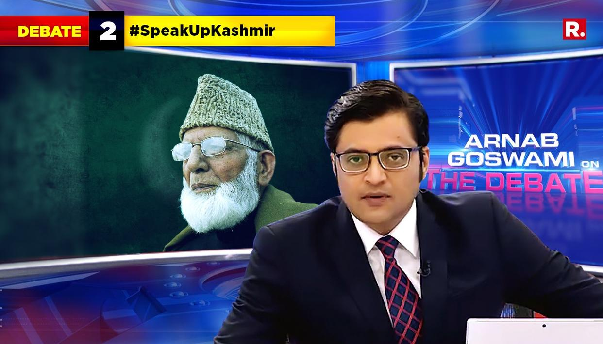HIGHLIGHTS ON #SpeakUpKashmir