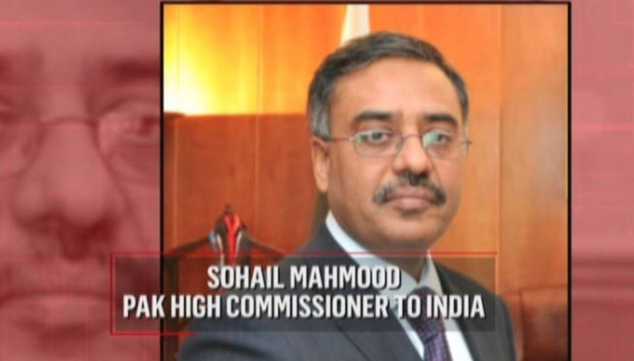 PAK SUMMONS ITS HIGH COMMISSIONER TO ISLAMABAD