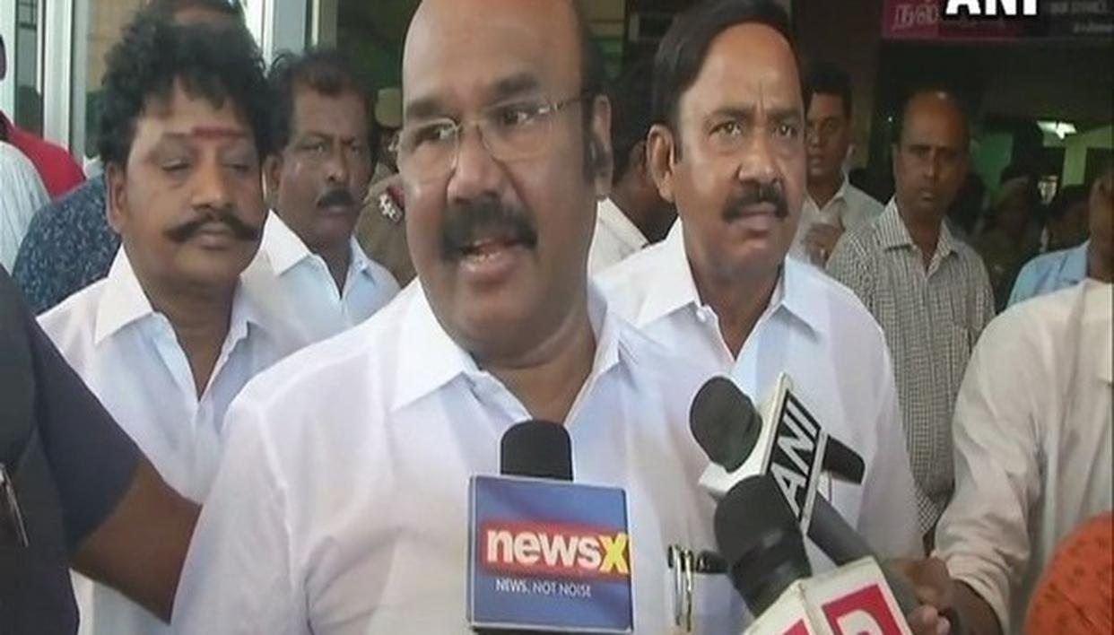 AIADMK DUBS TDP AS 'OPPORTUNISTIC'