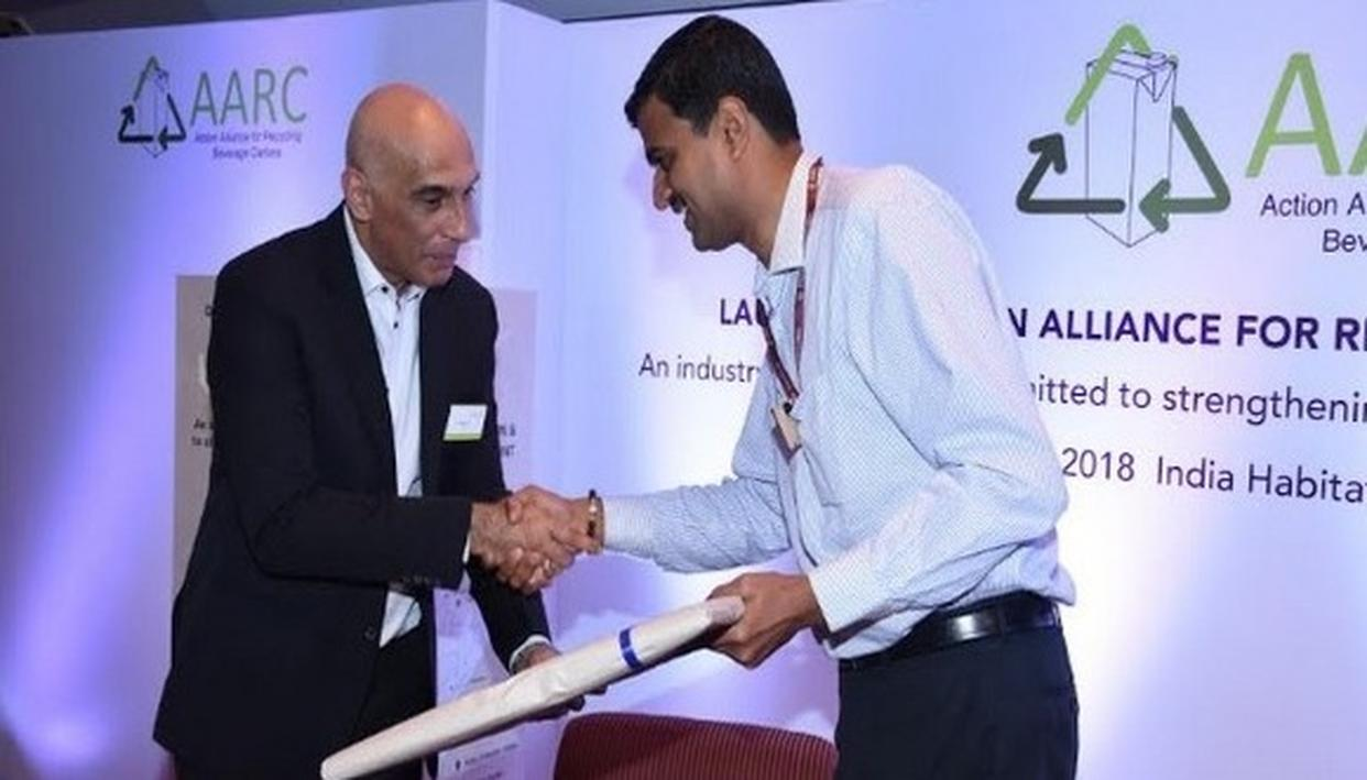 INDIAN INDUSTRY LAUNCHES 'AARC'