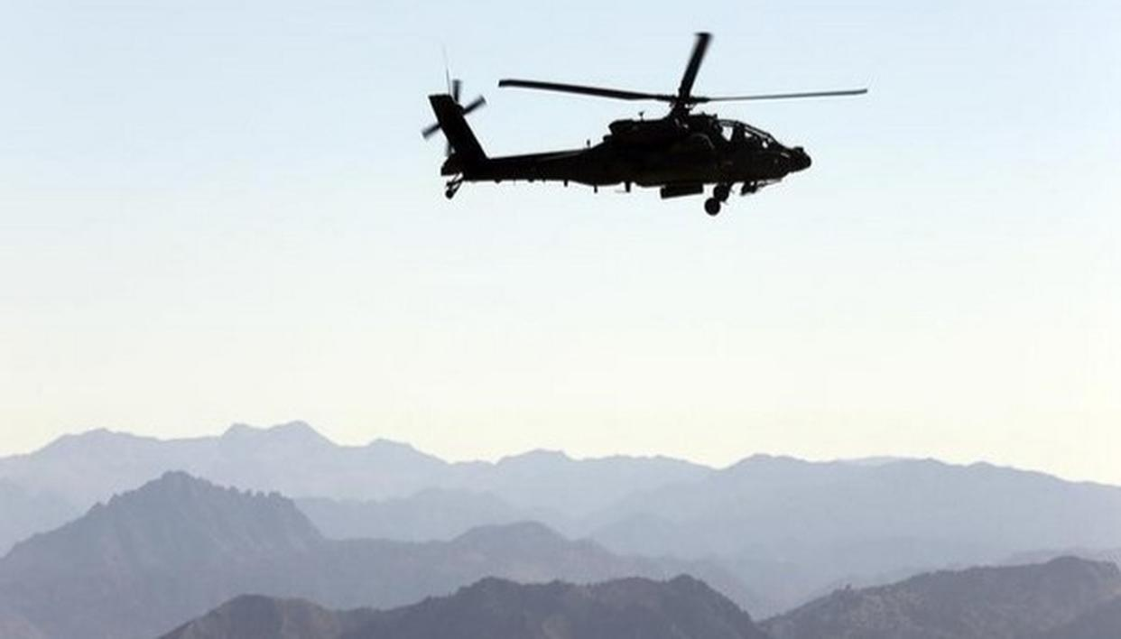 7 KILLED IN US HELICOPTER CRASH