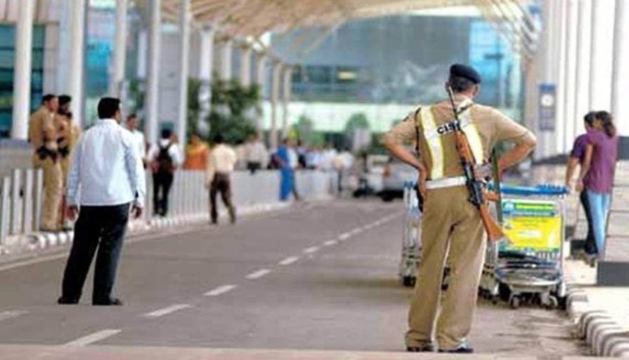 AIRPORTS TO GET CISF SECURITY