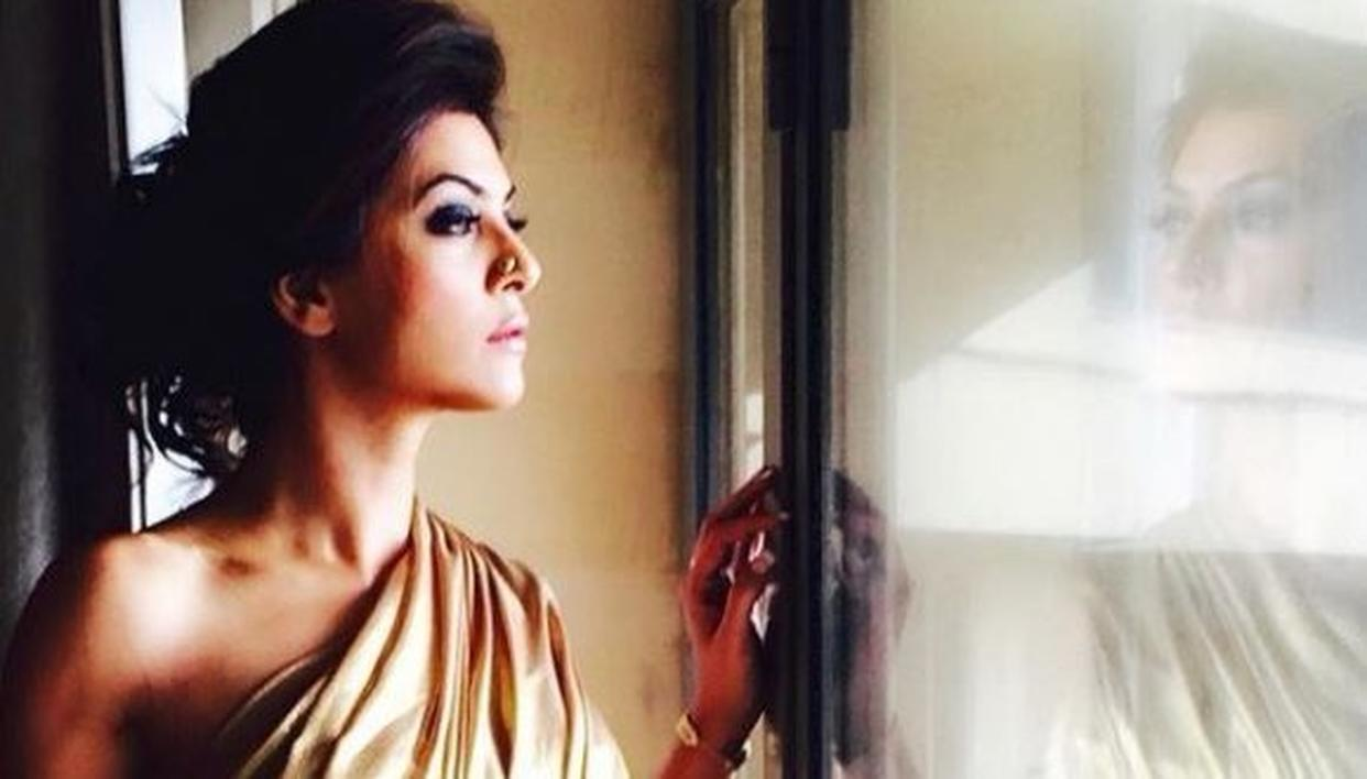 WHAT IS SUSHMITA HINTING AT WITH THIS CRYPTIC TWEET?