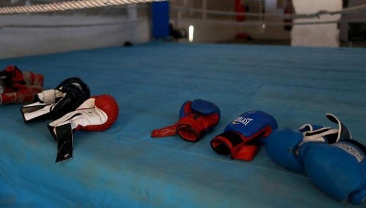 BOXER SUCCUMBS TO INJURIES DURING BOUT