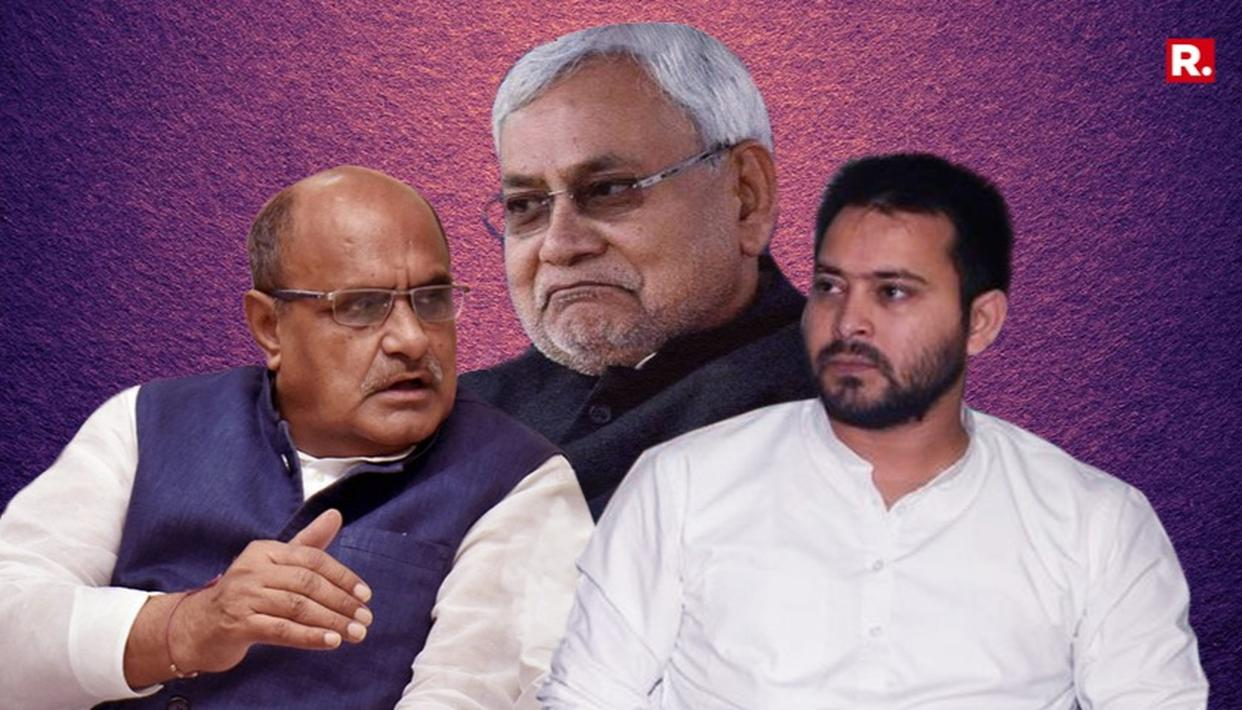 EXCL: TEJASHWI POKES HOLES IN TYAGI'S DEFENCE