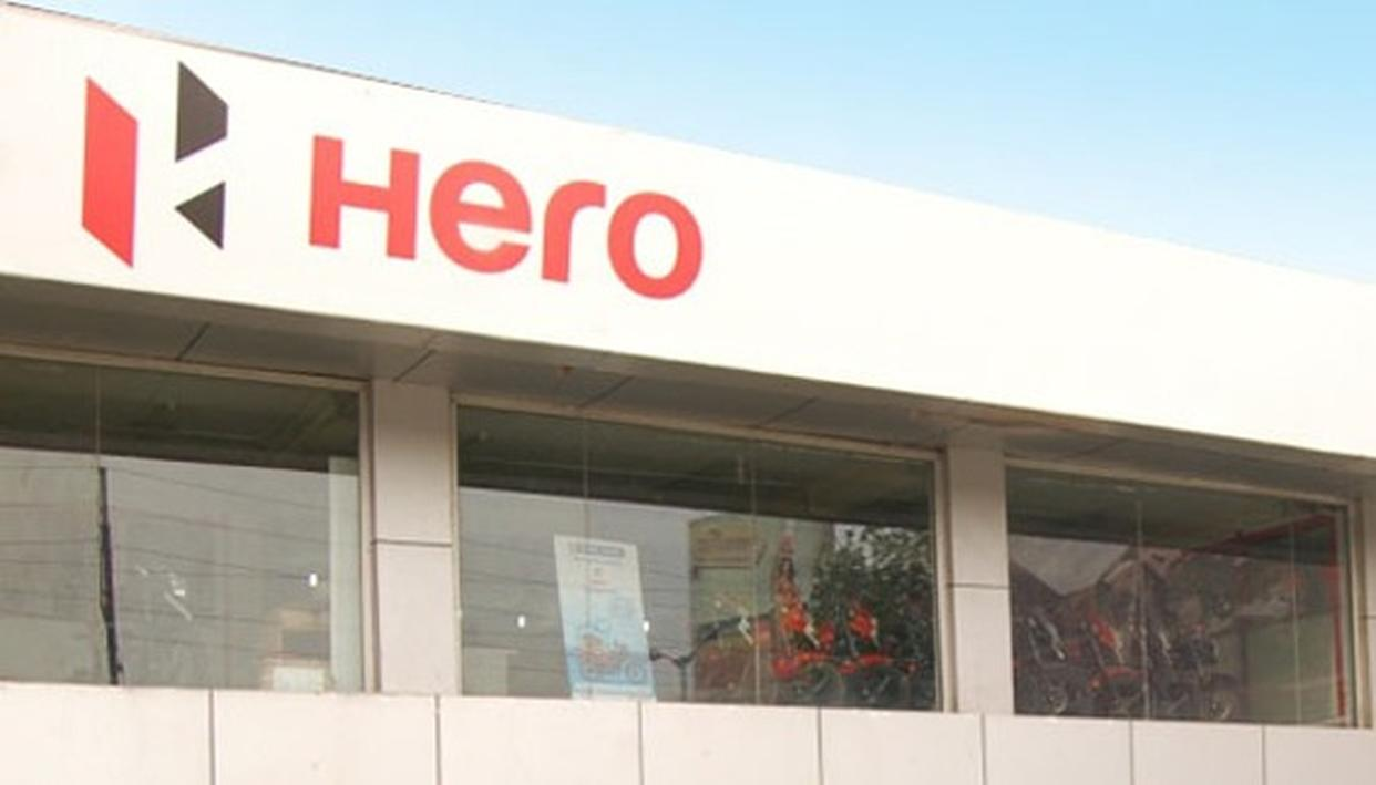 HERO MOTOCORP STARTS WORK ON NEW PLANT