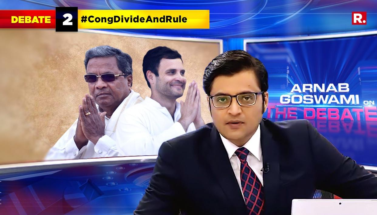 HIGHLIGHTS ON #CongDivideAndRule