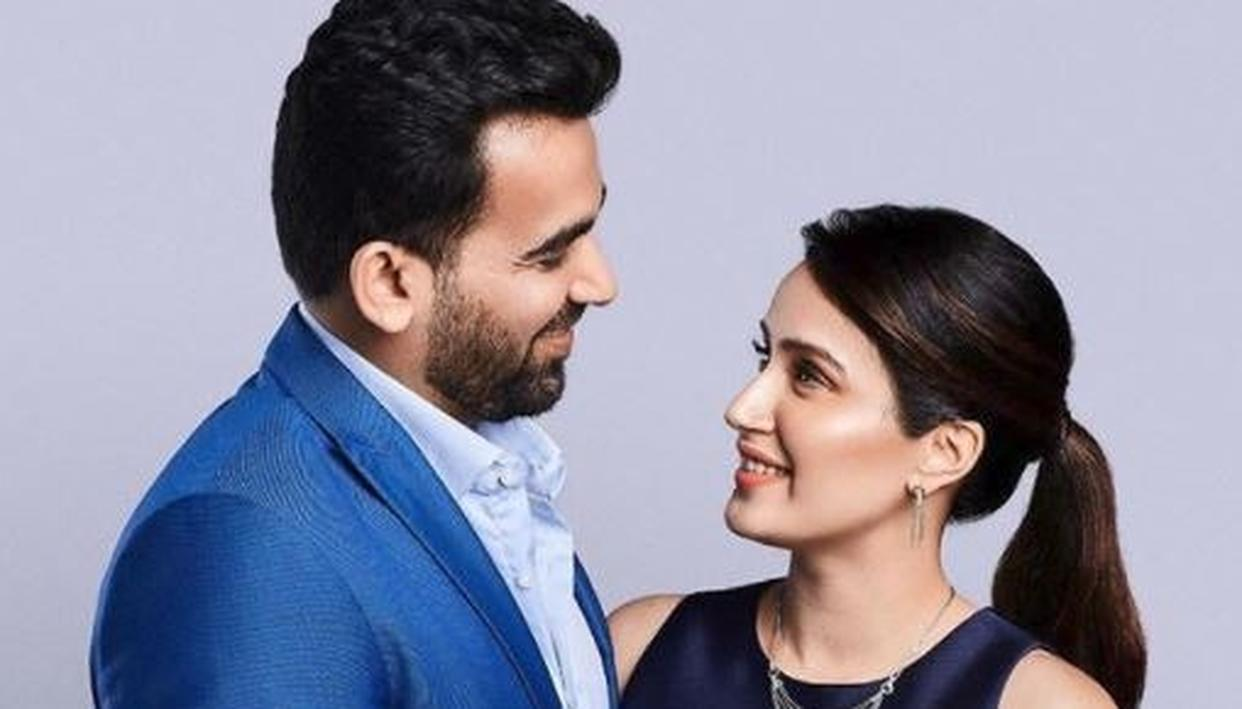 ZAHEER AND SAGARIKA'S  LOVE STORY