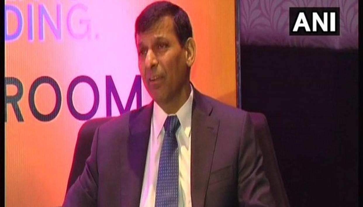 RAJAN: INDIA SHOULD MOVE OUT OF AGRICULTURE INTO INDUSTRY, SERVICES