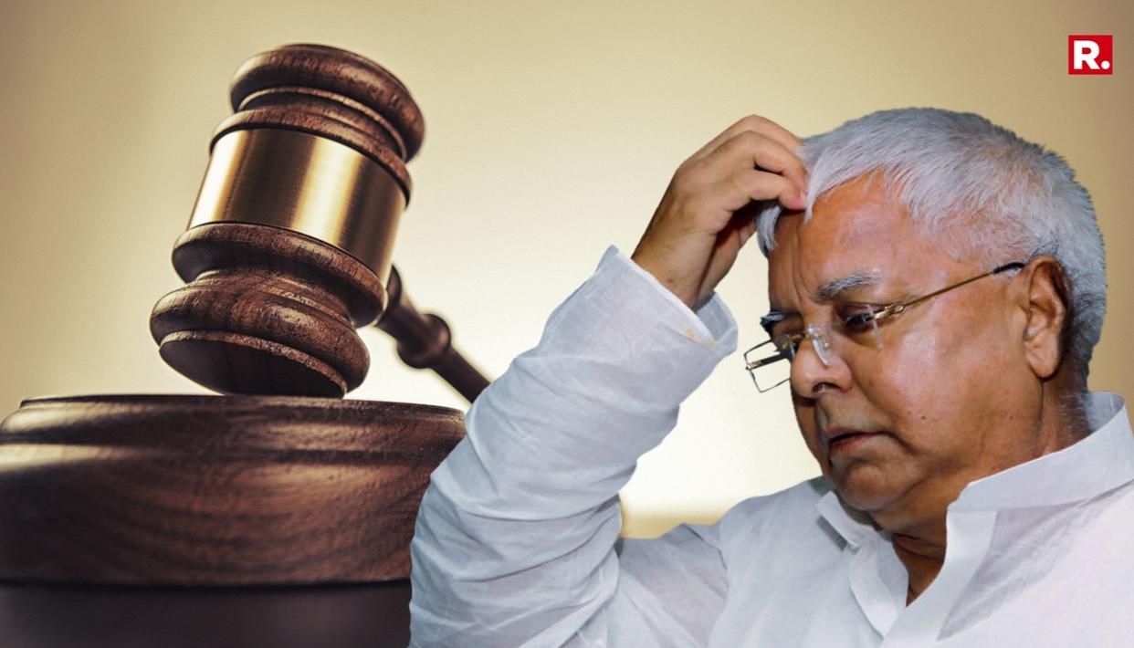 7 YEARS IN JAIL FOR LALU
