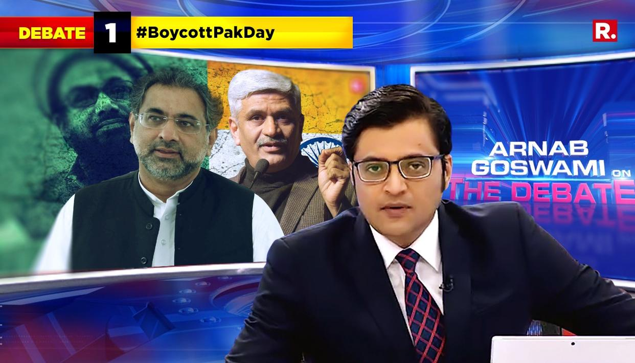 Highlights Of The Debate On #BycottPakDay