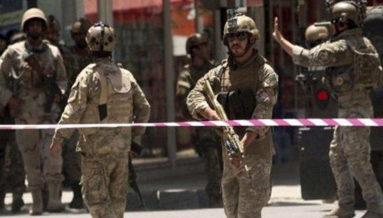 48 TERRORISTS KILLED IN AFGHAN MILITARY OPERATION