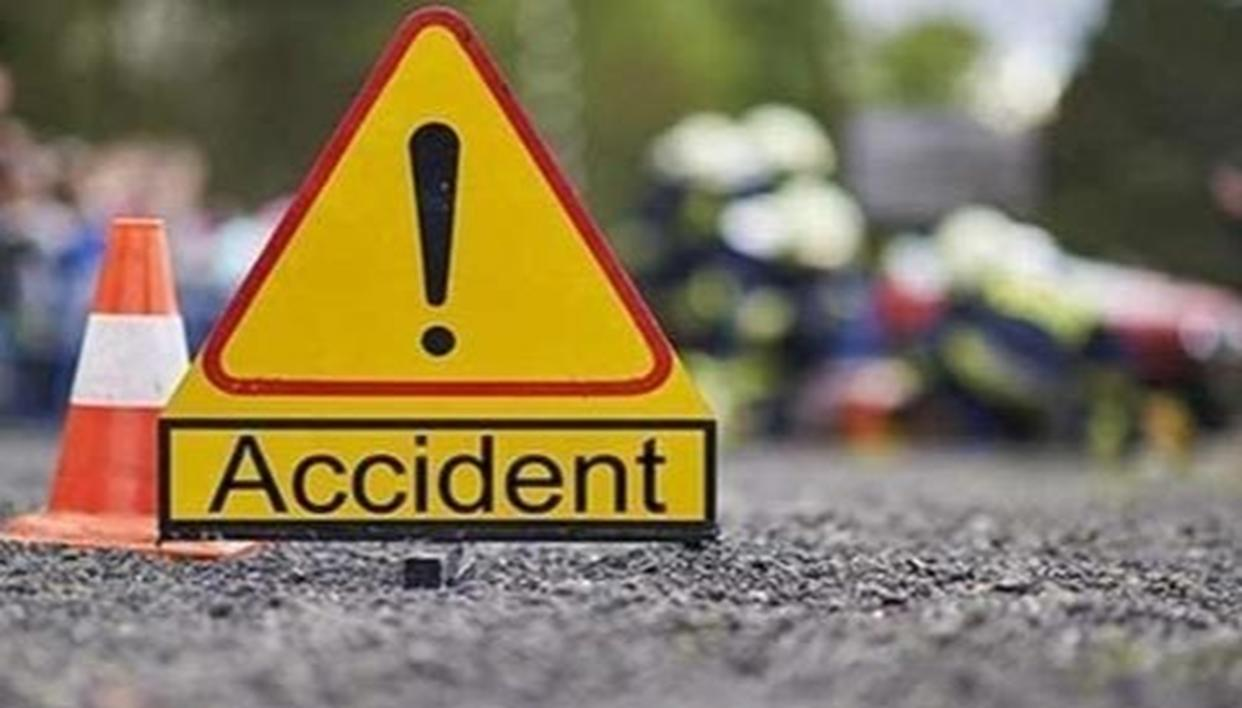 2 KILLED IN BUS-JEEP COLLISION