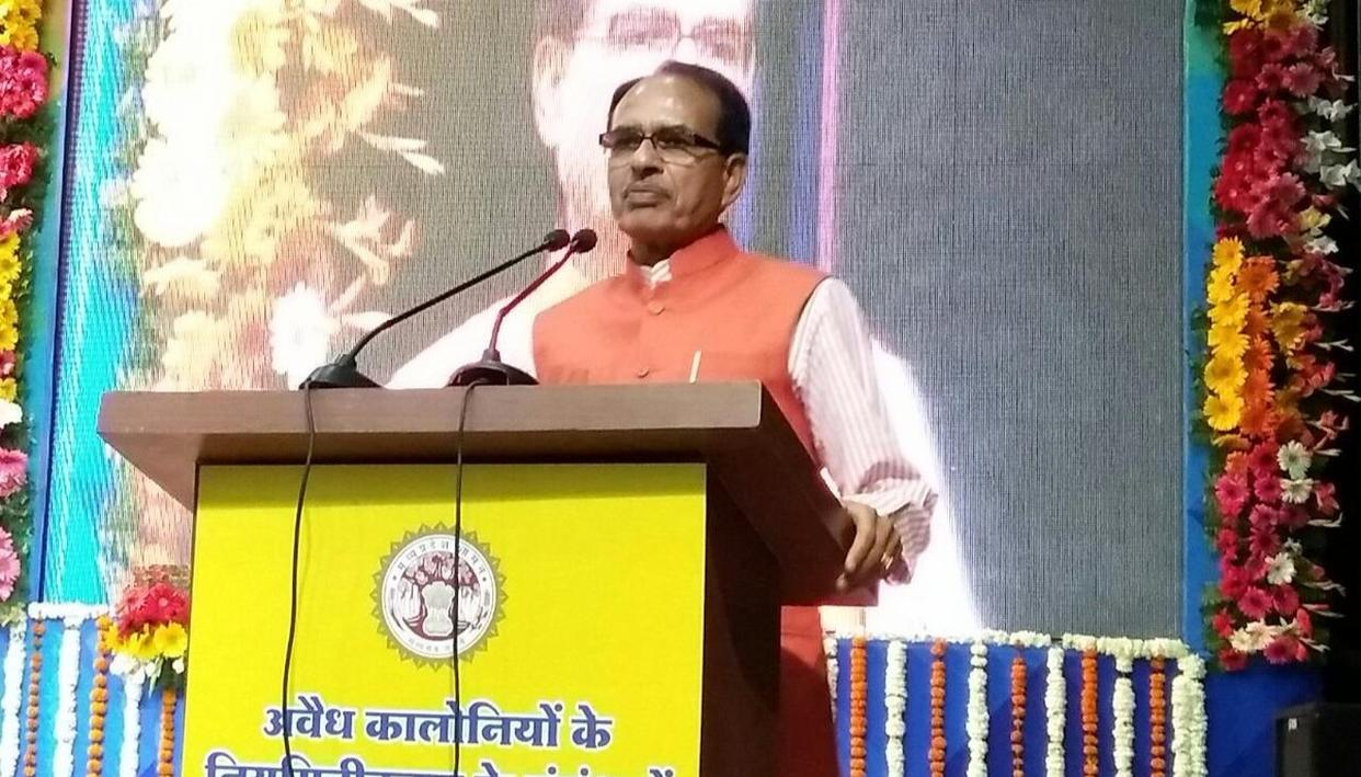 '2.5 LAKH PEOPLE WILL BENEFIT BY REGULARISATION OF ILLEGAL COLONIES'