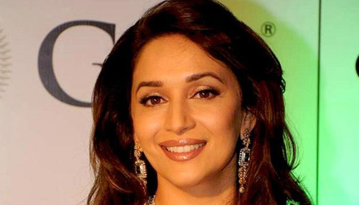 MADHURI DIXIT'S MARATHI DEBUT TO RELEASE IN MAY
