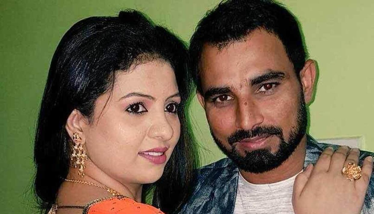 SHAMI TO WIFE: I WILL SEE YOU IN COURT NOW