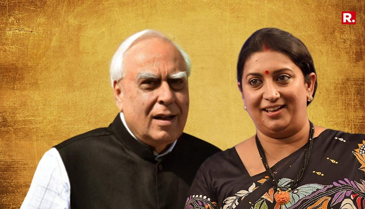 WATCH: IRANI QUESTIONS SIBAL LAND DEAL