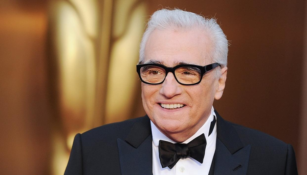 SCORSESE TO RECEIVE GOLDEN COACH AWARD