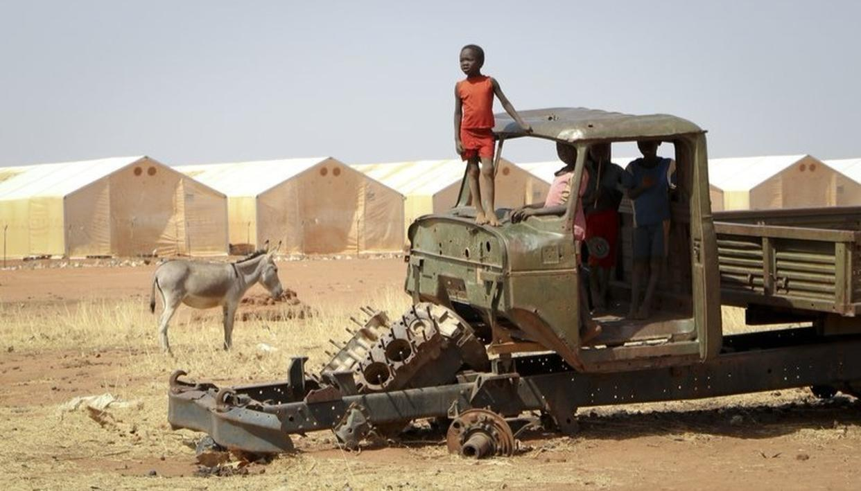 SOUTH SUDAN AN UNLIKELY HAVEN FOR MANY SUDANESE REFUGEES